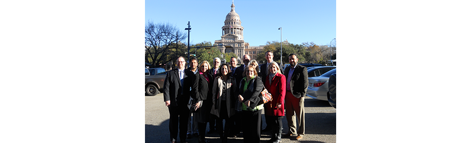 TTA Legislative Day at the Capital was a success! Thank you to all that came out to participate in the event.