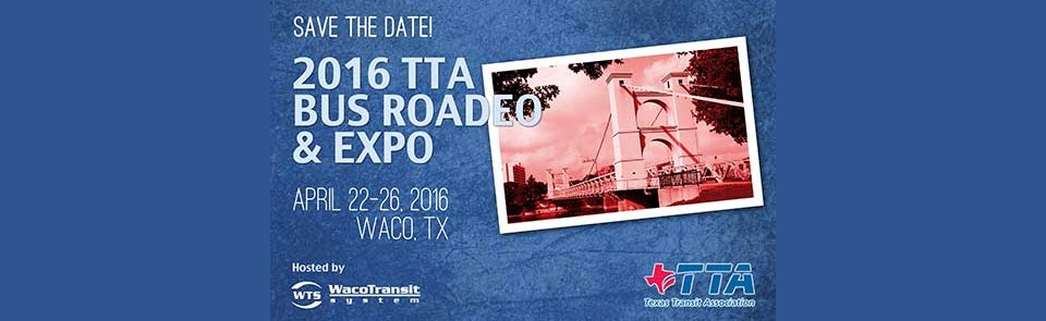 2016 Roadeo Save the Date!